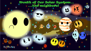 Month of Our Solar System... and Neighbors! by Edu1806031122