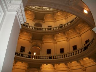 Inside of the Capitol Dome by AislinKagami