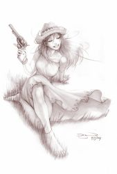 Country Flower by UdonCrew