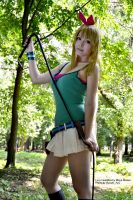 Lucy-san by maya-misare
