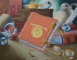 Pinocchio's Story by Sippytrend