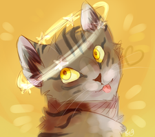 Colored sketch by Lisiska