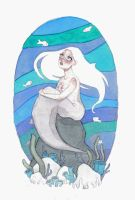 MerMay Day 4 by Monique--Renee