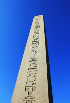 Egyptian Obelisk by raine25000