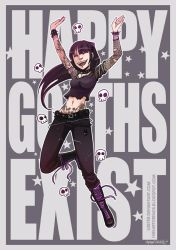Still a Happy Goth by HenarTorinos