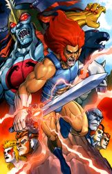 Thundercats by Dan-the-artguy