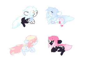 Shoo - Pony Adopts -Closed- by Adopt--Squad