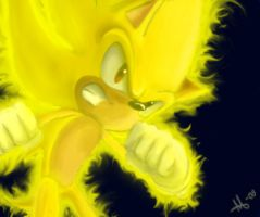 .Super Sonic. by HexaFruit
