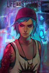 Chloe Price | Life is Strange by AkaneLinken