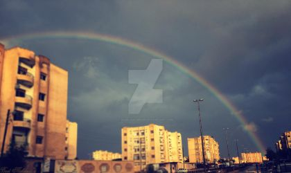 Rainbow by BaselMahmoud