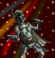 Fett!! You're mad!!! by gnomKOLIN
