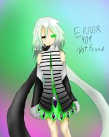[UTAU] Error 404 Not Found by Azazel6art