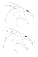 Erebus Mouth Reference by Irabus