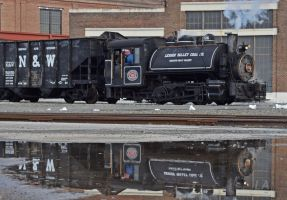 LV 126 Reflection by CSX5344