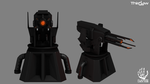 Claymore Loch Awe - Plasma Cannon by CentificGrafics