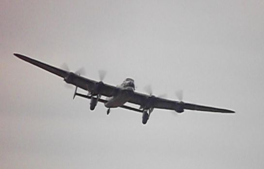 lancaster bomber by LadumaReaperOfSouls