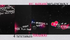 Texturas,O4 by xharuhiMelancholy