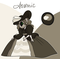 Auction: Arsenic (CLOSED) by undercoverghost