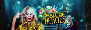 Hall of Heroes by Evey-V