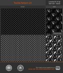 Textile Pattern 1.0 by Sed-rah-Stock