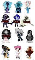 Chibi Adopts (7/12) OPEN by undercoverghost