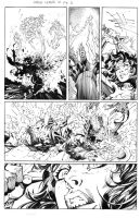 JLA issue 12 pg16 by JonathanGlapion