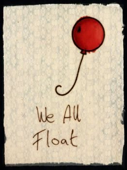 We all float by hermanubis93
