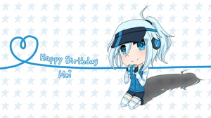 Happy Birthday Mei! by FlameHeartxx