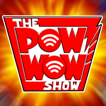 The Pow Wow logo by galaxykidnet