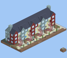 Campus Corner Apartments by N-Dr01d