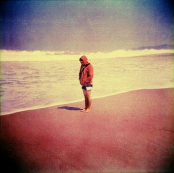 the man and the sea by byebyebeautifool