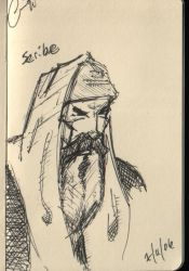 Scribe by doncroswhite