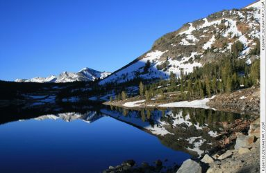 Tioga Lake 4 by RoonToo