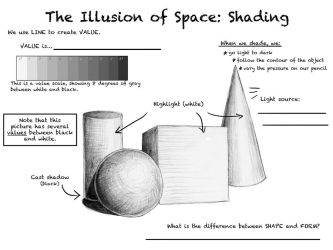 Illusion of Space: Shading by ccRask