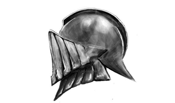 Knights Helm by Flok7