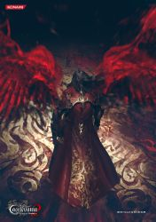 Dracula Blood wings by MichaelBroussard