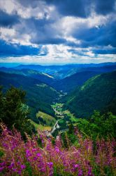 Down in the Valley by Aenea-Jones