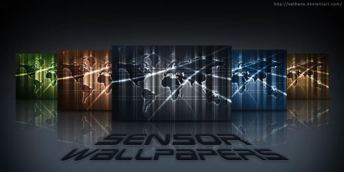 Sensor Wallpapers by Vathanx