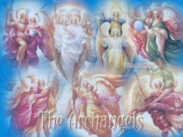 The Archangels by Cormael