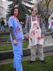 Zombie Walk '06 by impetere