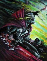 Spawn by TonyOjeda