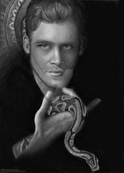 A Different Kind of Monster - Klaus Mikaelson by toxicdesire