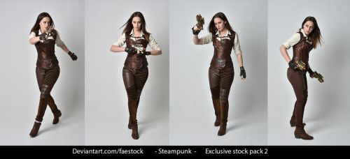 Steampunk - Exclusive Stock Pack 2 by faestock
