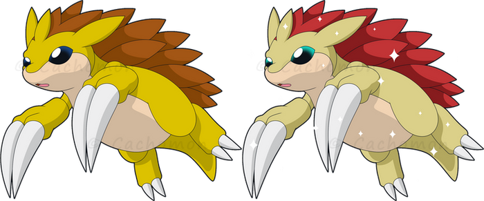 +028 -Sandslash+ by Cachomon