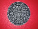 Aztec Calendar 2 by lured2stock