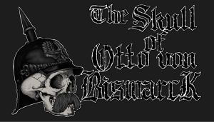 The Skull of Otto von Bismarck by TinyDotsOfDeath