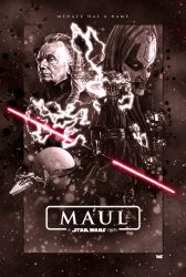 Maul (Alternate) by redghostman
