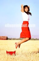 Jump for Fashion by EllenEinkauf