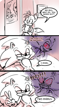 Save Sonic Off Panel by Gigi-D