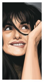 Penelope Cruz by kilxover